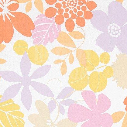 """Рулонная штора ролло """"Сантайм рисунок Глория Сориса-1"""" (03-2345-gr), фото 3"""