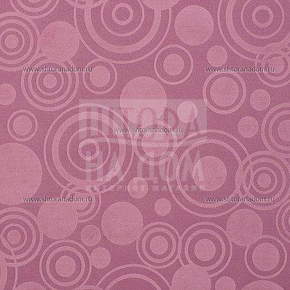 """Рулонная штора """"Сантайм Глобо Фиолет"""", ширина 57 см (2411-61(57)), фото 3"""