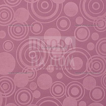 "Рулонная штора ролло ""Сантайм Глобо Фиолет"" (03-2411-gr), фото 2"