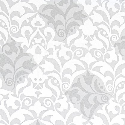 "Рулонная штора ""Сантайм-рисунок Футура белый/серебро"", ширина 48 см (2910-52(48)), фото 3"