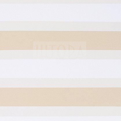 "Рулонная штора ""Дуэт Линея, Бежевая"", ширина 43 см (2531-47(43)), фото 3"