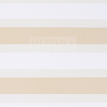 "Рулонная штора ""Дуэт Линея, Бежевая"", ширина 48 см (2531-52(48)), фото 3"