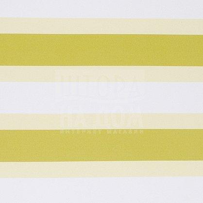 """Рулонная штора """"Дуэт Линея, Лайм"""", ширина 62 см (2532-66(62)), фото 3"""