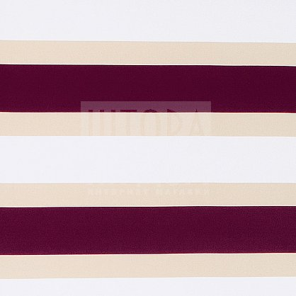 """Рулонная штора """"Дуэт Линея, Бордо"""", ширина 62 см (2533-66(62)), фото 3"""