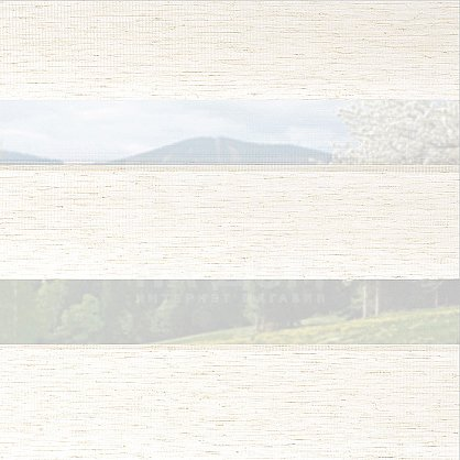 """Рулонная штора """"День-ночь Лён"""", ширина 62 см (408-66(62)), фото 5"""
