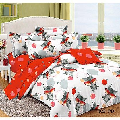 КПБ Поплин детский Киски (1.5 спальный) (cl-104496), фото 1