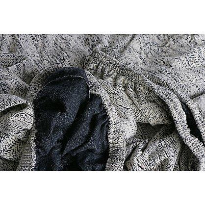 "Чехол для дивана ""KARNA ROMA"" трехместный, натурал (kr-101976), фото 4"