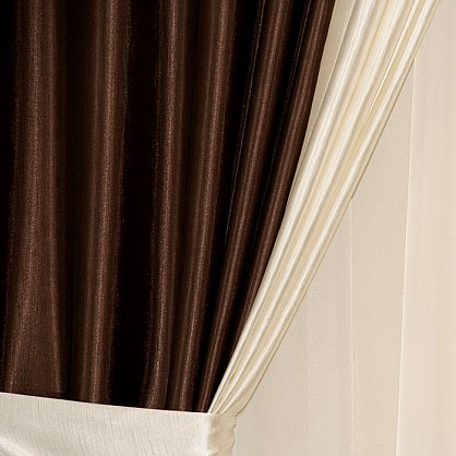 Комплект штор №004 Венге (rt-004001), фото 2