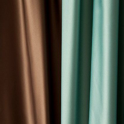 Комплект штор КИДМАН, светло-бирюзовый (bl-01-112-01-gr), фото 3