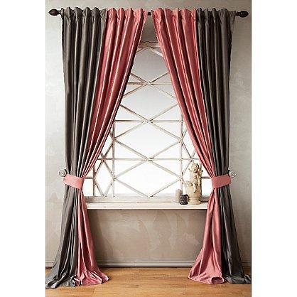 Комплект штор КИДМАН, розовый, 200*270 см (bl-01-112-02 LXL27), фото 1