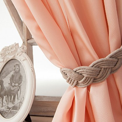 Комплект штор ЛОРИ, розовый, 240*270 см (bl-01-113-03 LXL27), фото 2