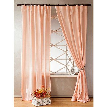Комплект штор ЛОРИ, розовый, 240*270 см (bl-01-113-03 LXL27), фото 1