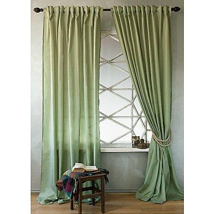 Комплект штор ЛОРИ, зеленый, 240*250 см (bl-01-113-07 LXL25), фото 1