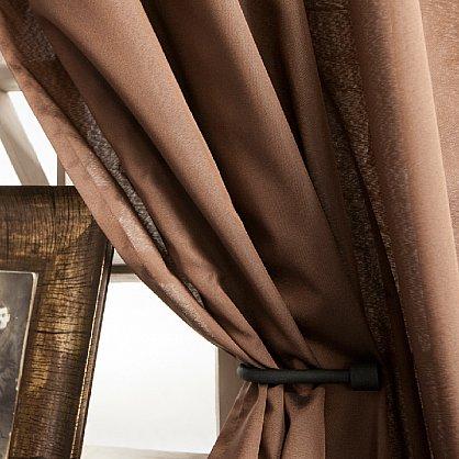 Комплект штор ЛОРИ, коричневый, 240*250 см (bl-01-113-09 LXL25), фото 2