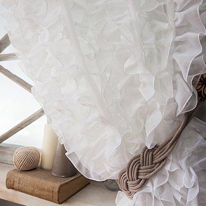 Комплект штор ЭББИ, белый, 200*250 см (bl-01-200-02 LXL25), фото 2