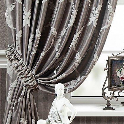 Комплект штор LOUVRE, серый, 170*250 см (bl-01-27-03 ML25), фото 2