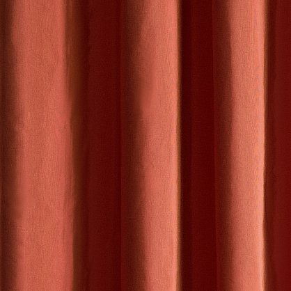 "Комплект штор ""Тафта Оранжевый"", 155*270 см (ml-100971), фото 2"