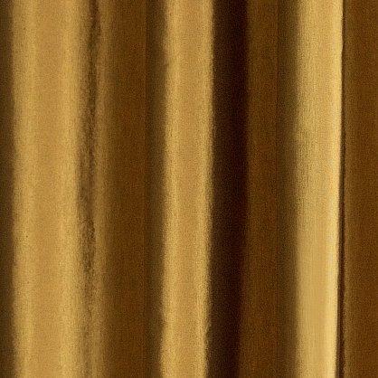 """Комплект штор """"Тафта Горчичный"""", 155*270 см (ml-100975), фото 2"""