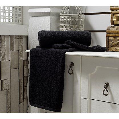 "Набор кухонных салфеток ""KARNA ESTON"", черный, 30*50 см - 10 шт-A (kr-1922-CHAR004-A), фото 1"