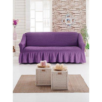 Чехол для дивана JUANNA трехместный, лиловый (mt-103496), фото 1