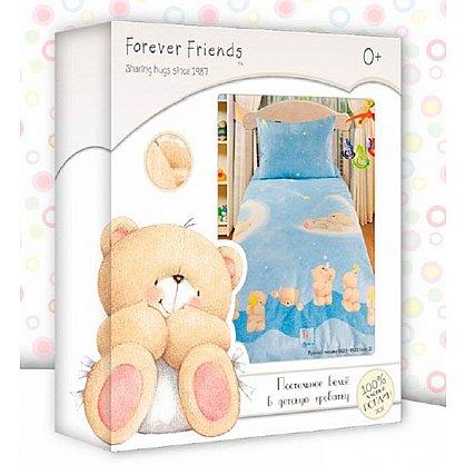 КПБ детский поплин 'Forever Friends' рис. 8629+8624 вид 3 Покоритель морей (277993), фото 2