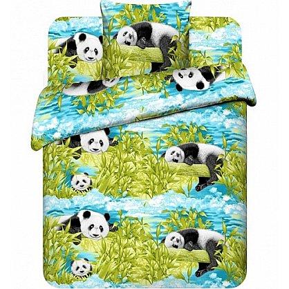 """Комплект постельного белья """"Бамбуковые мишки-1"""" 3999-1 (102185), фото 1"""