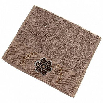 Полотенце Aden, коричневый 30*50 (2000000000367-k), фото 1