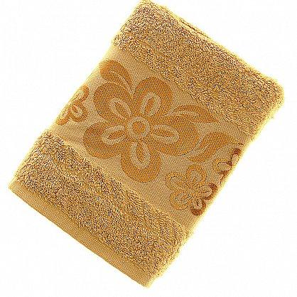 Полотенце Belissimo, золото 50*90 (2000000001319-zl), фото 1