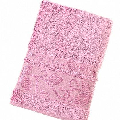 Полотенце Class, розовый 70*140 (2000000000152-r), фото 1