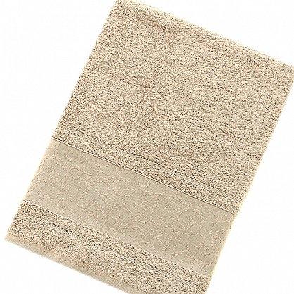 Полотенце Fidan Elegant, бежевый 70*140 (2000000002002-b), фото 1
