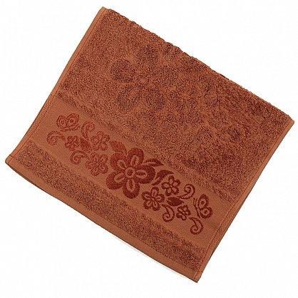 Полотенце Belissimo, коричневый 30*50 (2000000001296-k), фото 1