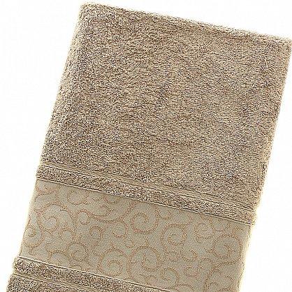 Полотенце Fidan Elegant, коричневый 70*140 (2000000002002-k), фото 1