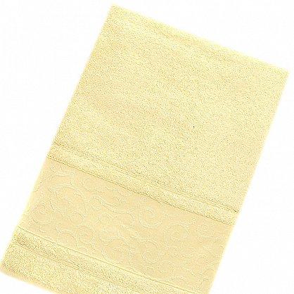 Полотенце Fidan Elegant, желтый 70*140 (2000000002002-zh), фото 1