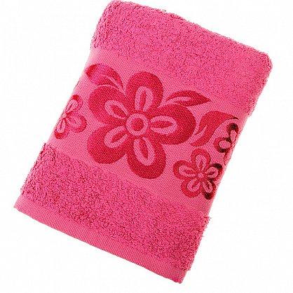 Полотенце Belissimo, розовый 50*90 (2000000001319-r), фото 1