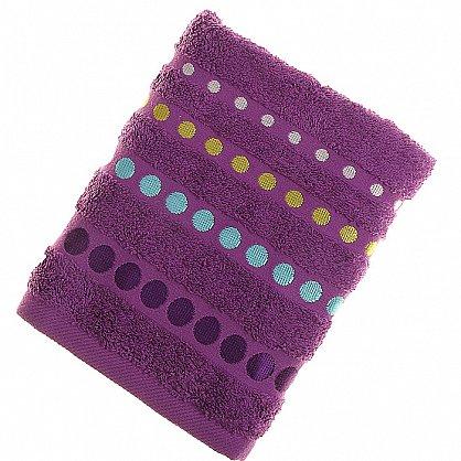Полотенце Disco, фиолет 50*90 (2000000000466-f), фото 1