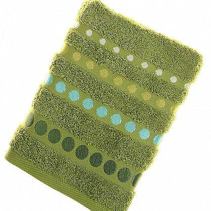 Полотенце Disco, зеленый 50*90 (2000000000466-z), фото 1
