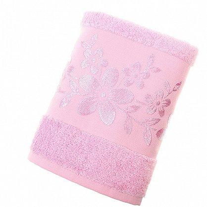 Полотенце Verona, розовый 50*90 (2000000000206-r), фото 1
