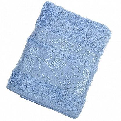 Полотенце Class, голубой 50*90 (2000000000145-g), фото 1
