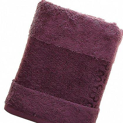 Полотенце Milano, сливовый 50*90 (2000000000121-sl), фото 1