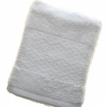 Полотенце Milano, белый 50*90 (2000000000121-dl), фото 1