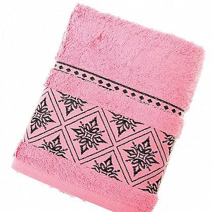 Полотенце Damask, розовый 50*90 (2000000001180-r), фото 1