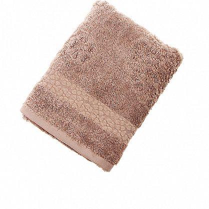 Полотенце Fidan Soffi, коричневый 50*90 (2000000002385-k), фото 1