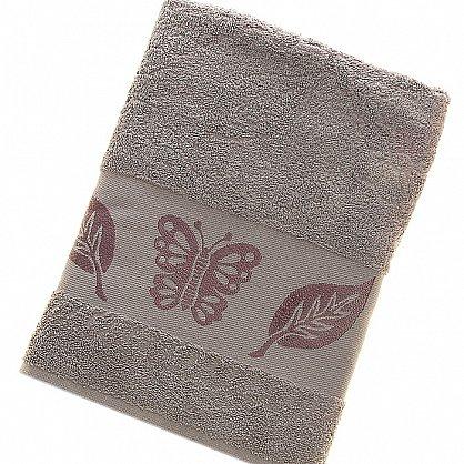 Полотенце Cotton Butterfly, серый 70*140 (2000000002149-s), фото 1