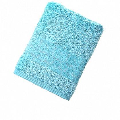 Полотенце Fidan Soffi, голубой 50*90 (2000000002385-g), фото 1