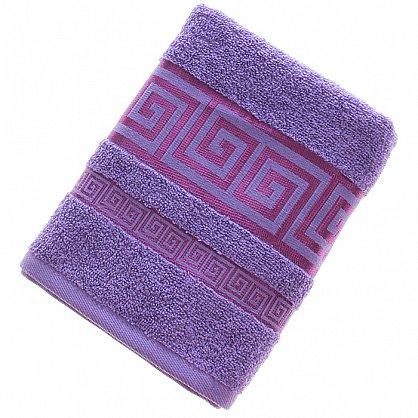 Полотенце Versace, фиолет 50*90 (2000000001005-f), фото 1