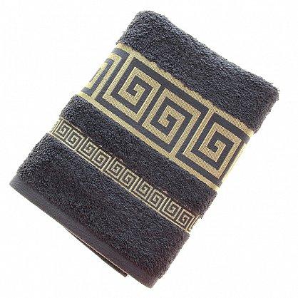 Полотенце Versace, серый 50*90 (2000000001005-s), фото 1