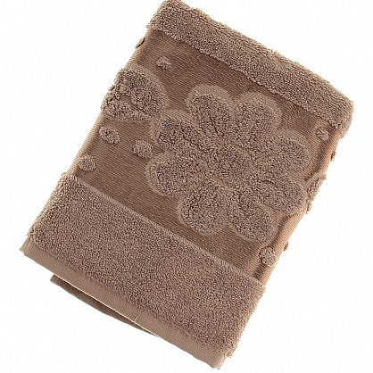 Полотенце Florans, коричневый 50*90 (2000000001340-k), фото 1