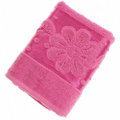 Полотенце Florans, розовый 50*90 (2000000001340-r), фото 1