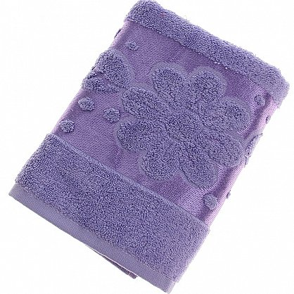 Полотенце Florans, фиолет 50*90 (2000000001340-f), фото 1