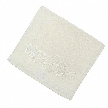 Полотенце Belissimo, белый 30*50 (2000000001296-dl), фото 1
